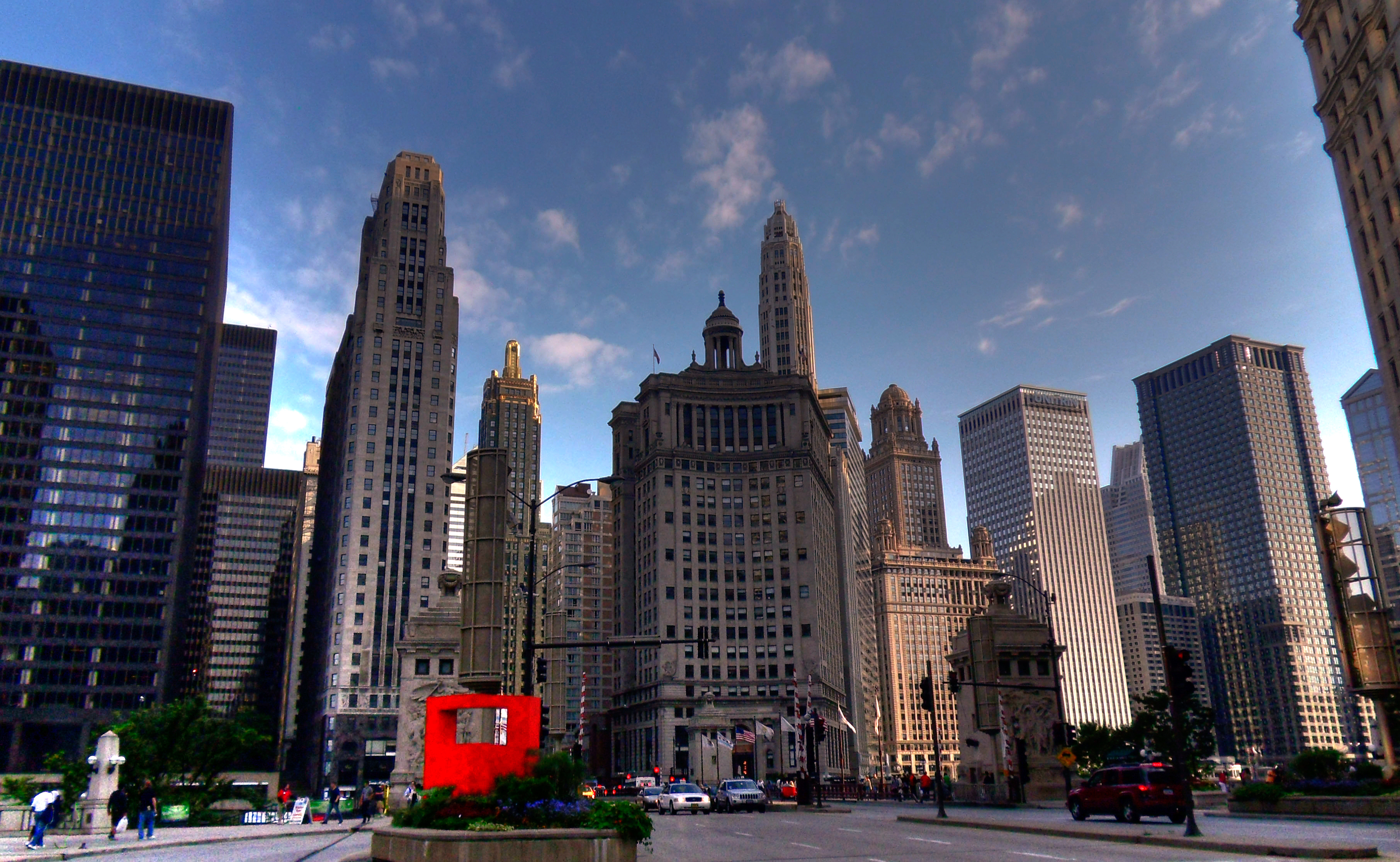 essay about chicago