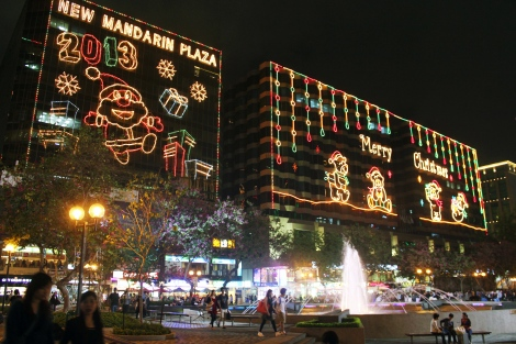 A GUIDE TO CHRISTMAS IN HONG KONG 2012