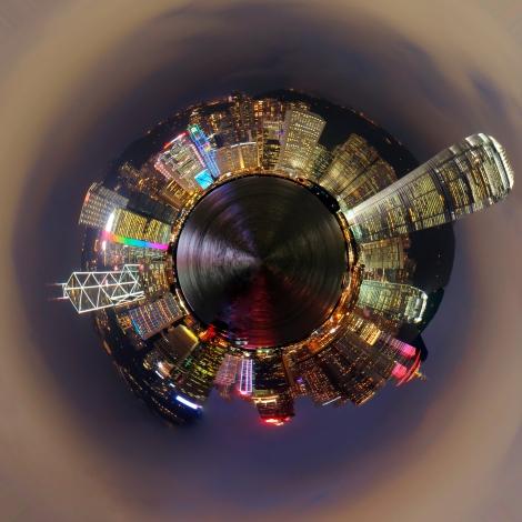 My Hong Kong Planet