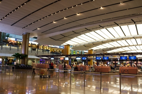 W2DW: Changi Airport