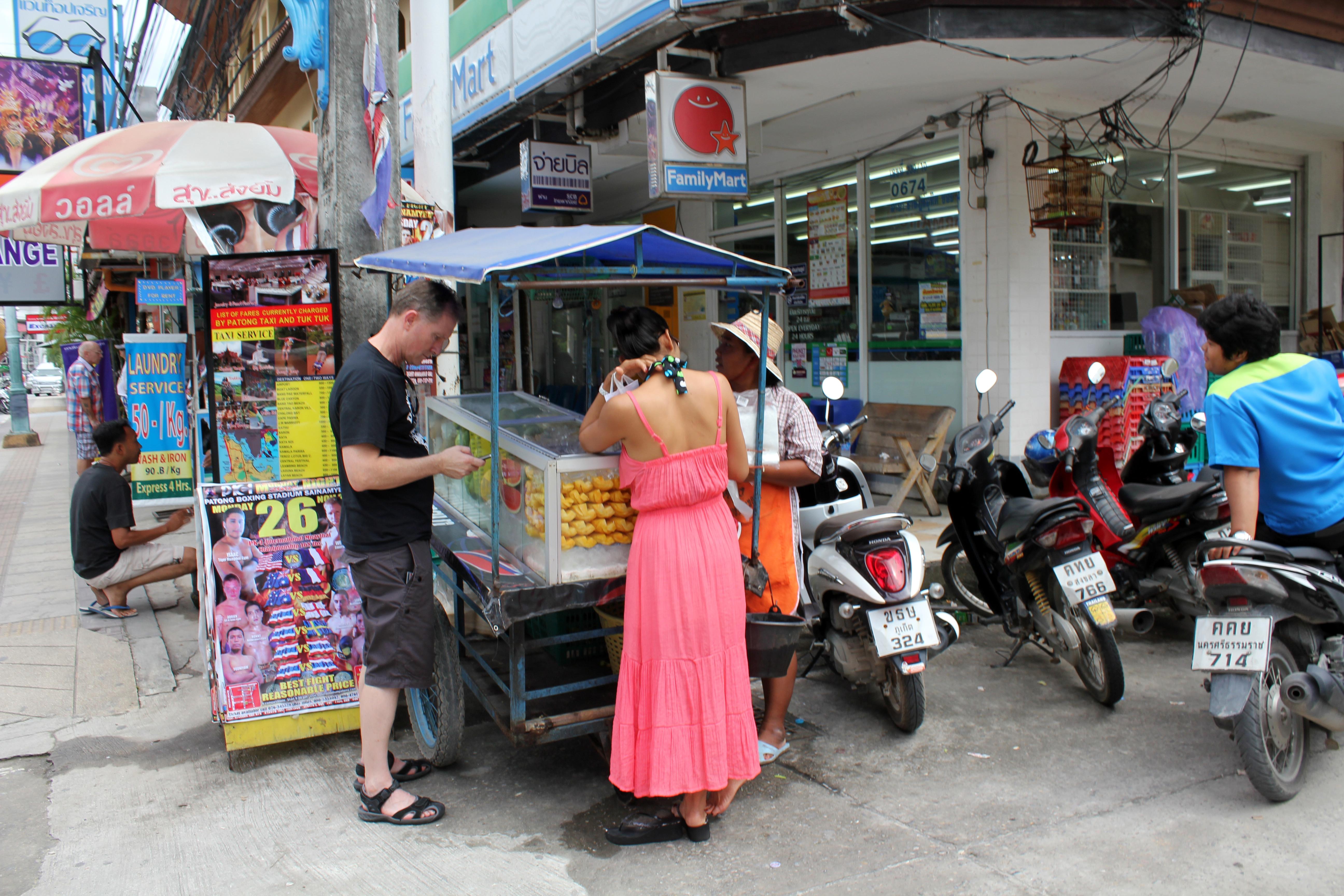 thailand street food besudesu abroad thailand street food