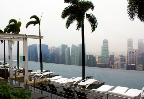 Foto Friday: Marina Bay Sands, Singapore