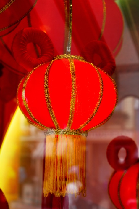 A Golden Chinese New Year Celebration