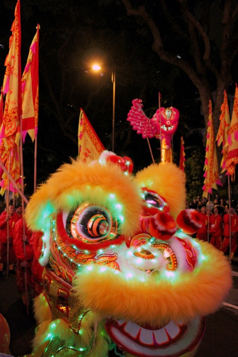 Sun Nin Fai Lok! Happy Chinese New Year!
