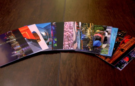 Travel Blog Business Cards