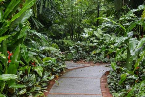 HSSL: Singapore Zoo