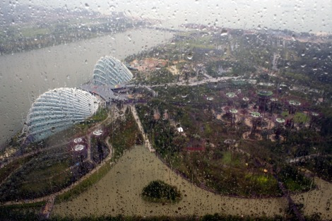 Sands SkyPark Review | Marina Bay Sands, Singapore