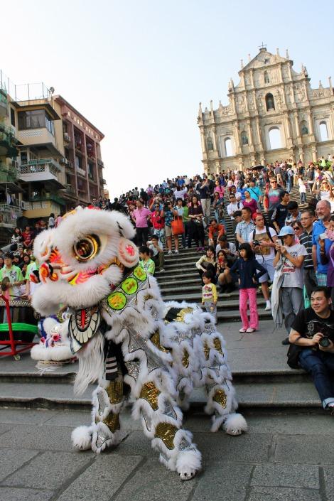 Foto Friday: Ruins of St. Paul's, Macau