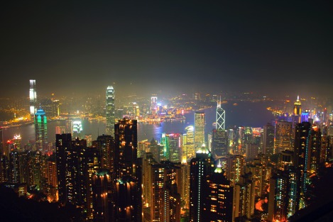 Foto Friday: The Peak, Hong Kong