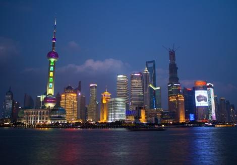 Foto Friday: The Bund, Shanghai, China