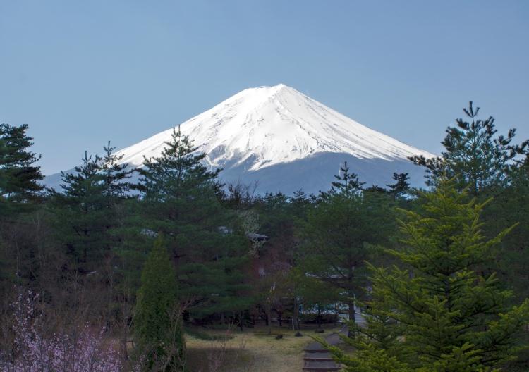 Foto Friday: Mount Fuji, Japan